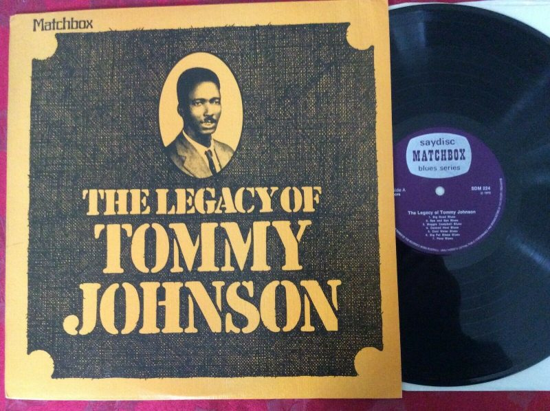 Tommy Johnson Vinyl Records Lps For Sale