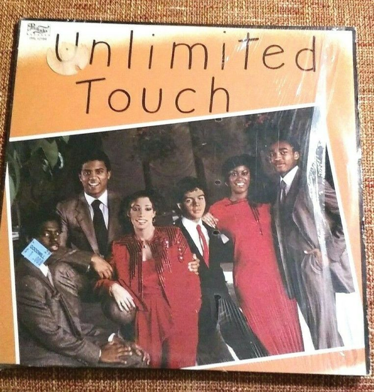 Unlimited Touch Vinyl Records Lps For Sale