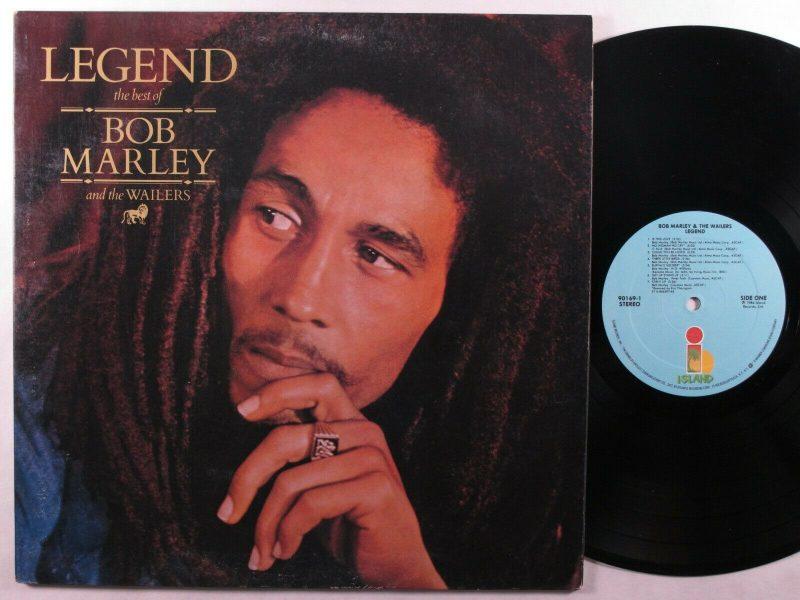 Reggae Vinyl Lps For Sale