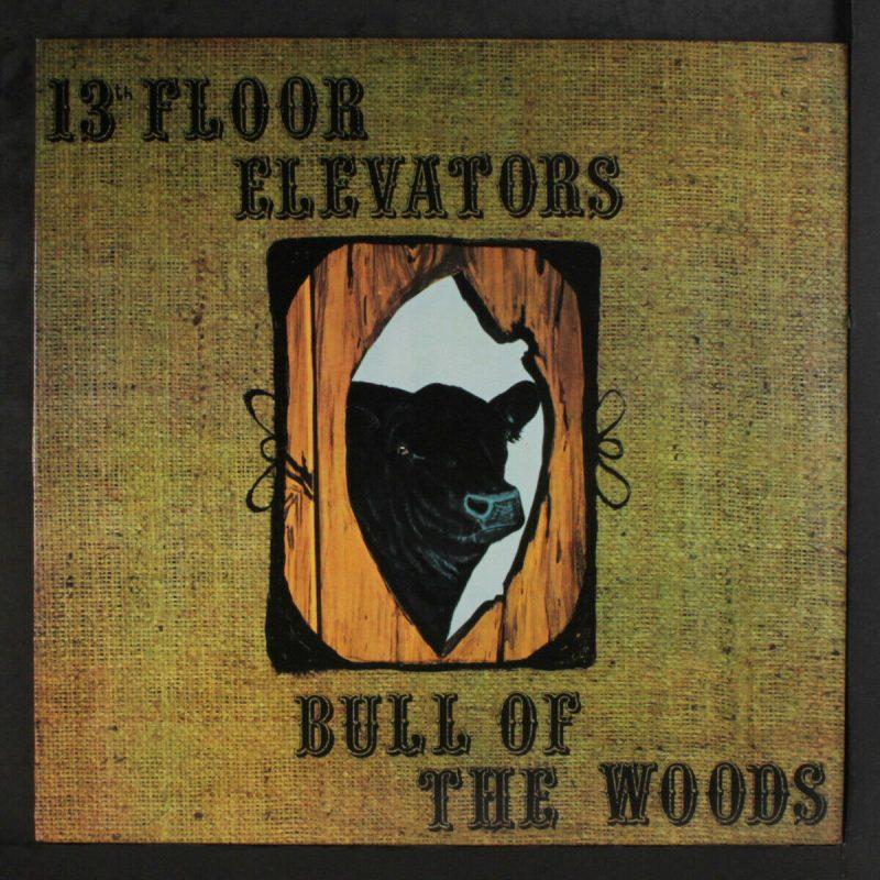 13th Floor Elevators Vinyl Record Lps For Sale