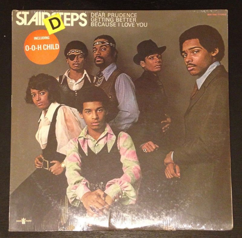 5 Stairsteps Vinyl Record Lps For Sale