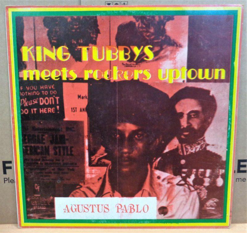 Agustus Pablo Vinyl Records Lps For Sale