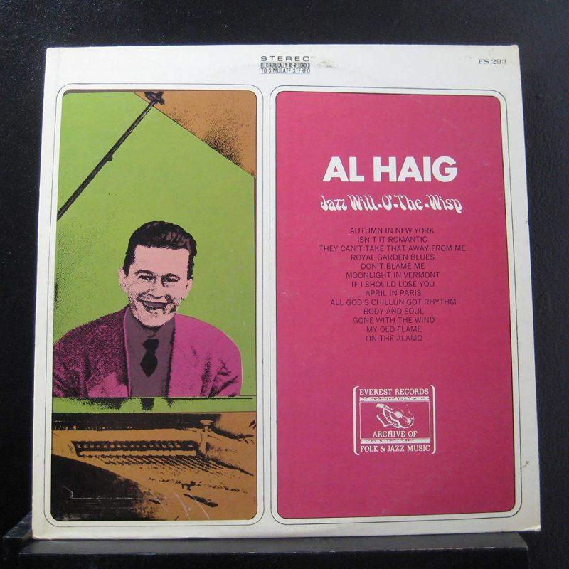 Al Haig Vinyl Records Lps For Sale
