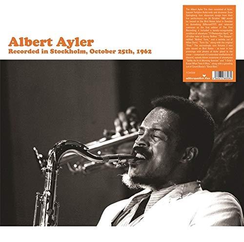 Albert Ayler Vinyl Records Lps For Sale