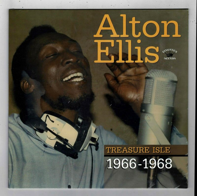 Alton Ellis Vinyl Records Lps For Sale