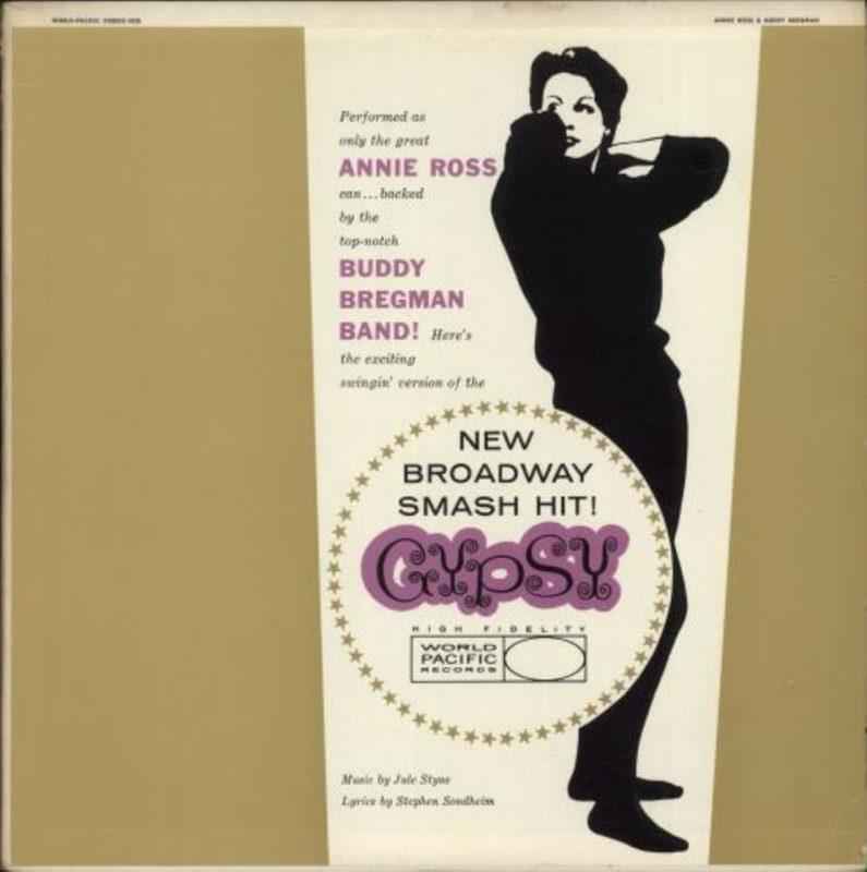 Annie Ross Vinyl Records Lps For Sale