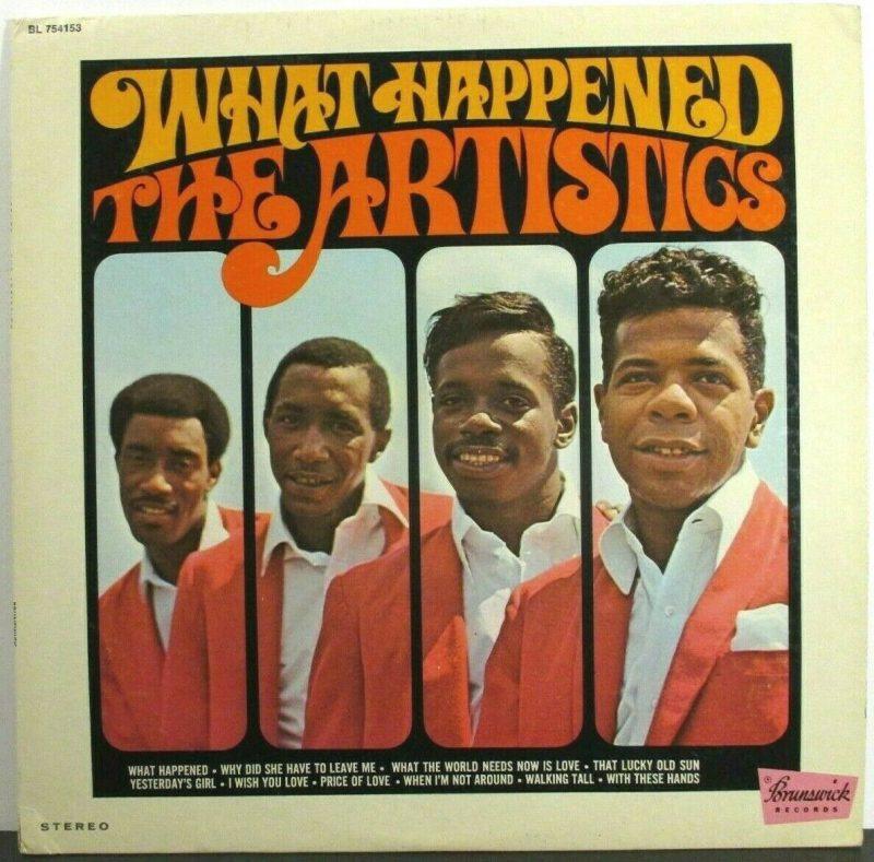 Artistics Vinyl Record Lps For Sale