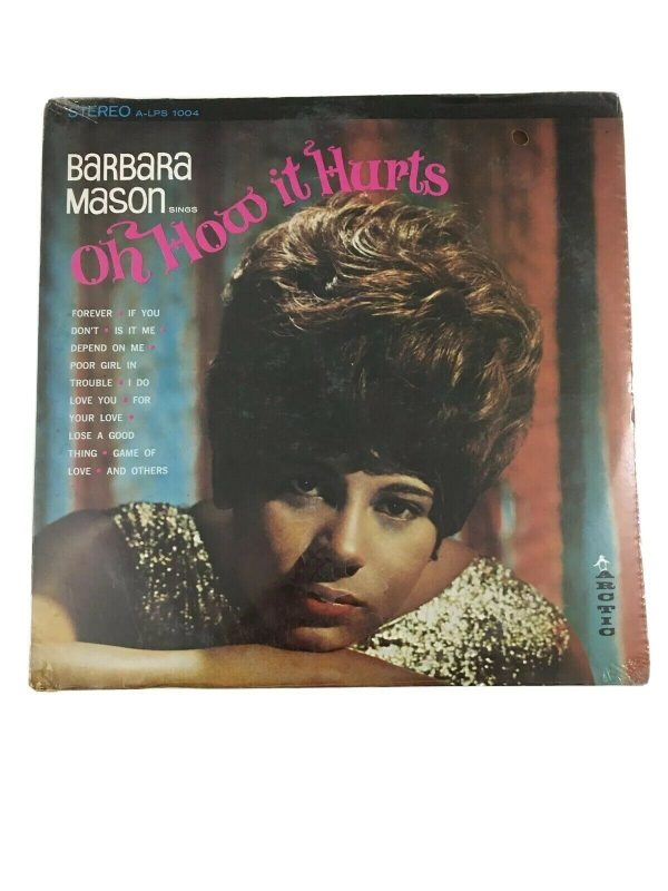 Barbara Mason Vinyl Record Lps For Sale