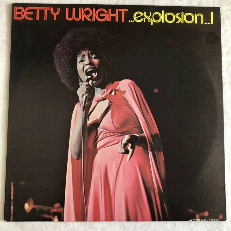 Betty Wright Vinyl Record Lps For Sale