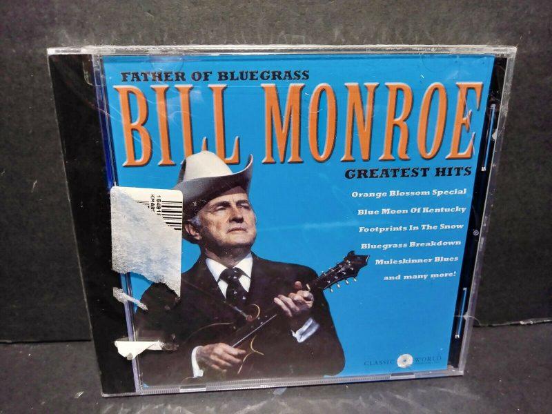 Bill Monroe Vinyl Record Lps For Sale
