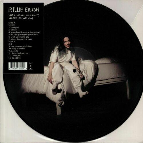 Billie Eilish Vinyl Record Lps For Sale