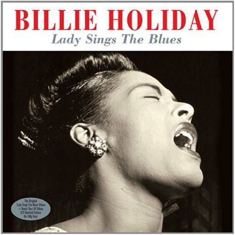 Billie Holiday Vinyl Records Lps For Sale