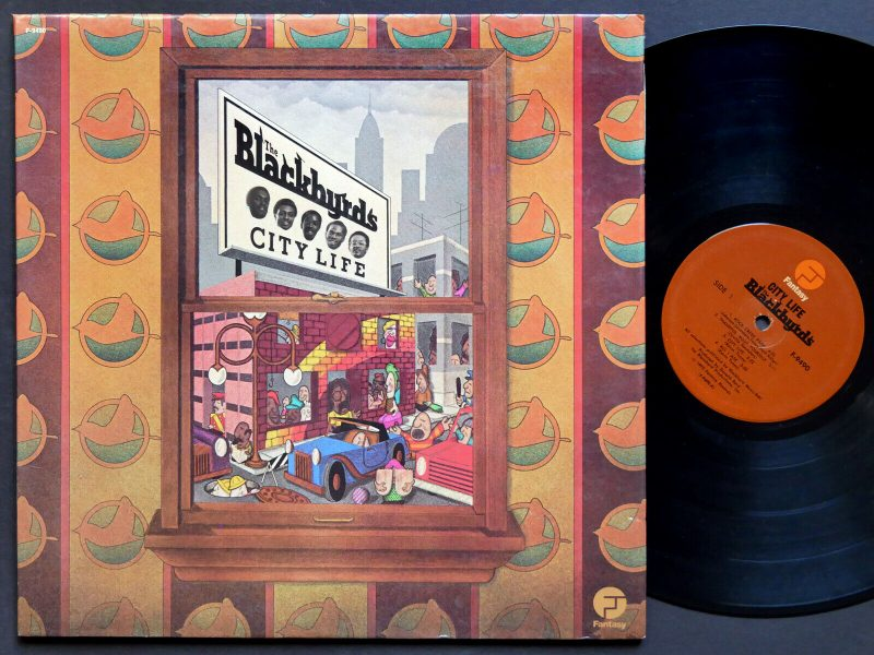 Blackbyrds Vinyl Record Lps For Sale