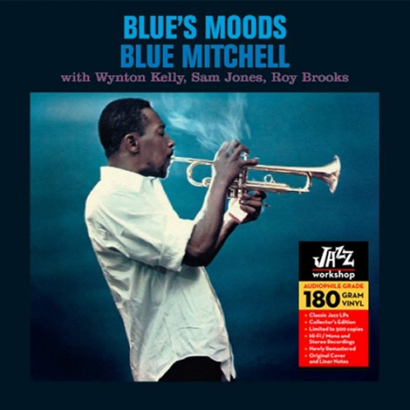 Blue Mitchell Vinyl Records Lps For Sale