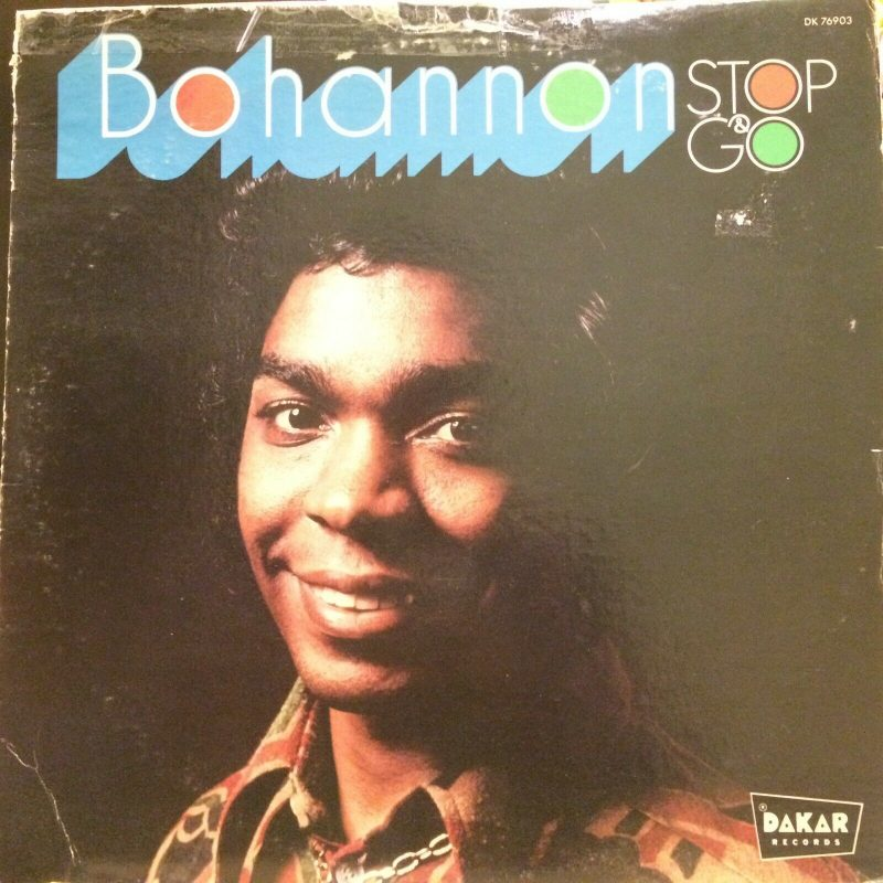Bohannon Vinyl Record Lps For Sale