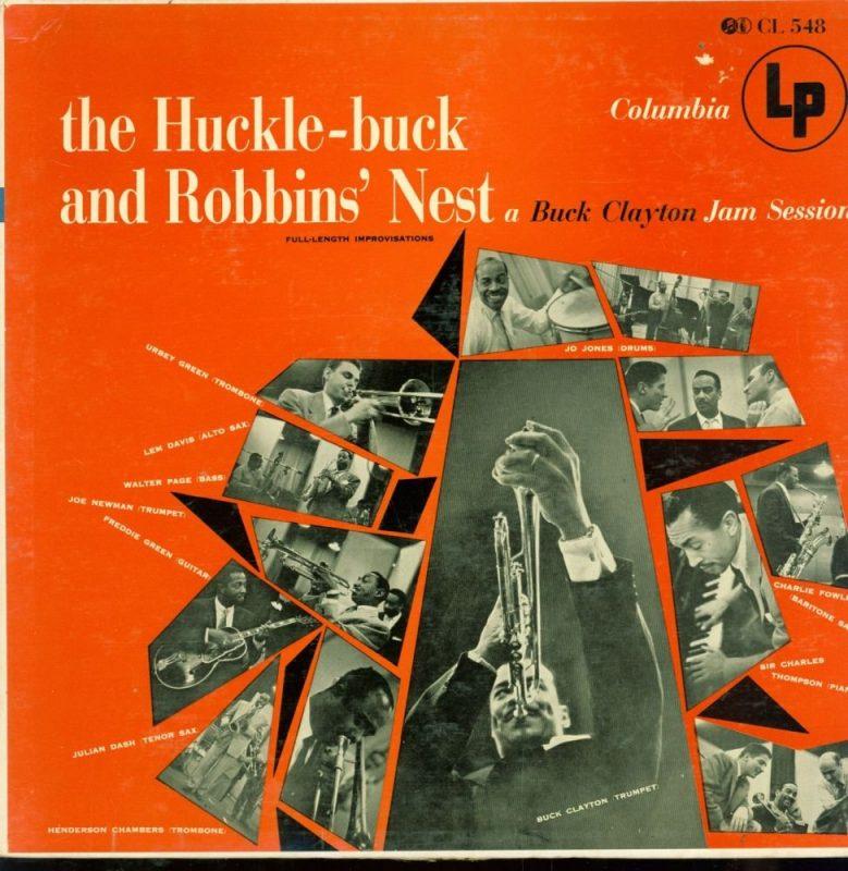 Buck Clayton Vinyl Records Lps For Sale