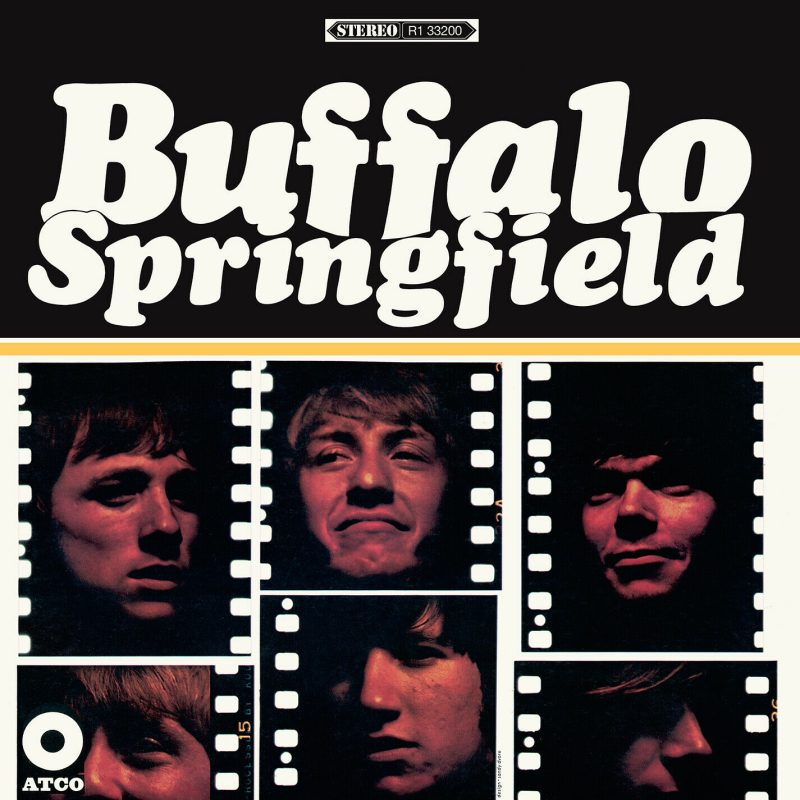Buffalo Springfield Vinyl Record Lps For Sale