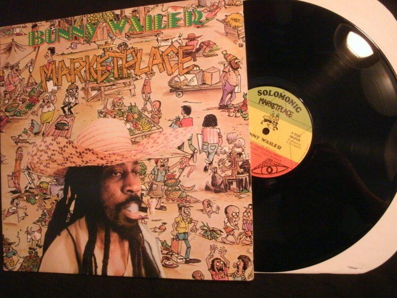 Bunny Wailer Vinyl Records Lps For Sale