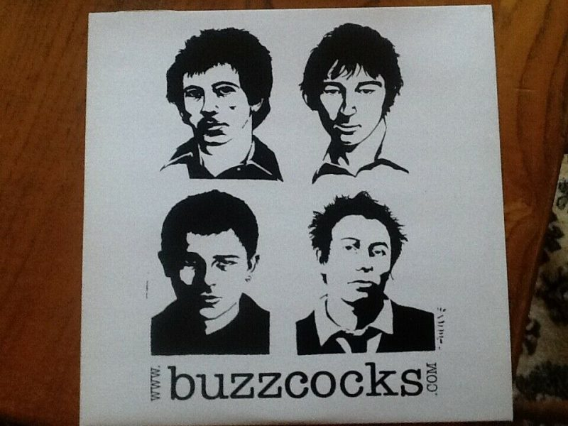 Buzzcocks Vinyl Record Lps For Sale