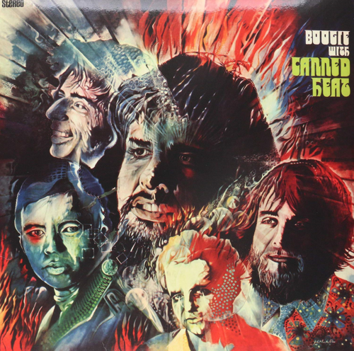 Canned Heat Vinyl Record Lps For Sale