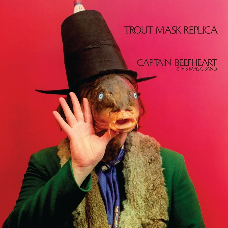 Captain Beefheart Vinyl Record Lps For Sale