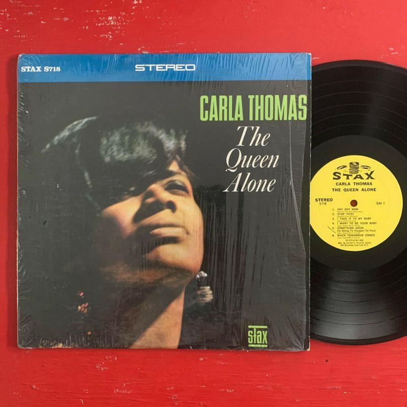 Carla Thomas Vinyl Record Lps For Sale