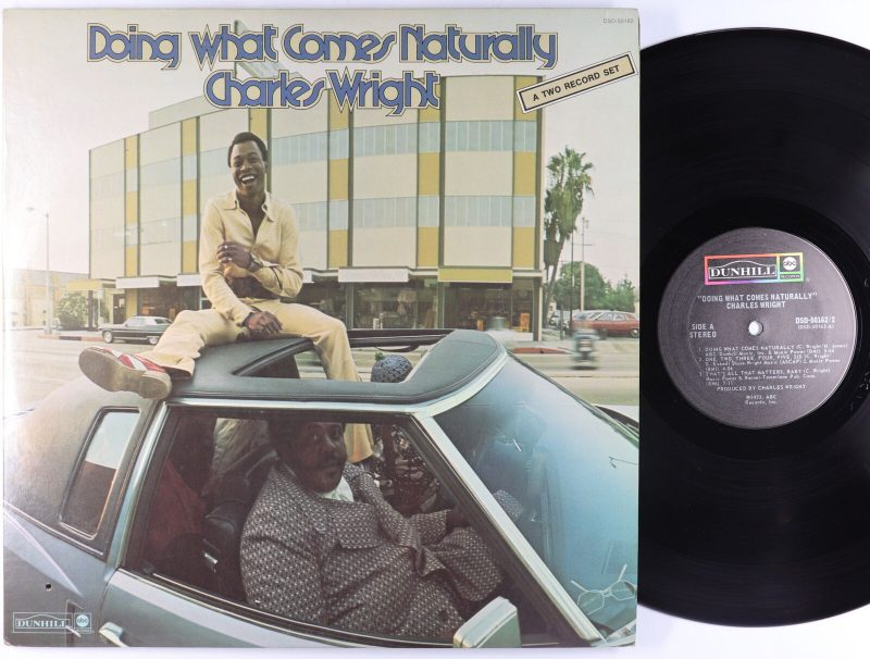 Charles Wright Vinyl Record Lps For Sale