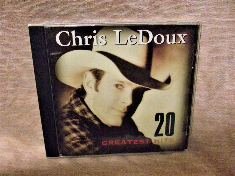 Chris Ledoux Vinyl Record Lps For Sale