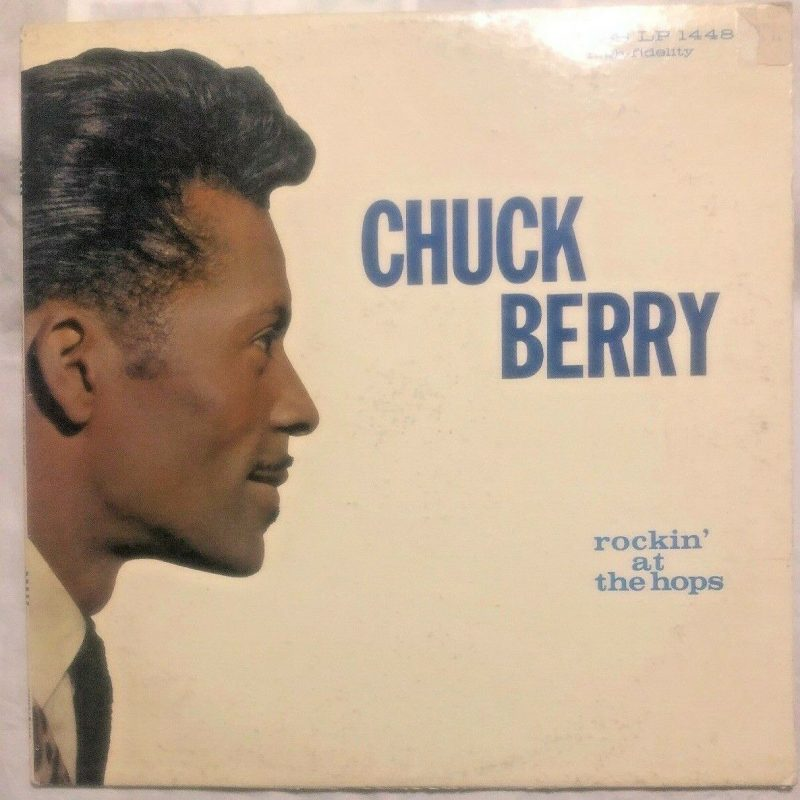 Chuck Berry Vinyl Record Lps For Sale