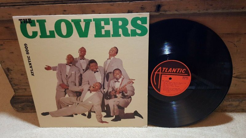 Clovers Vinyl Record Lps For Sale