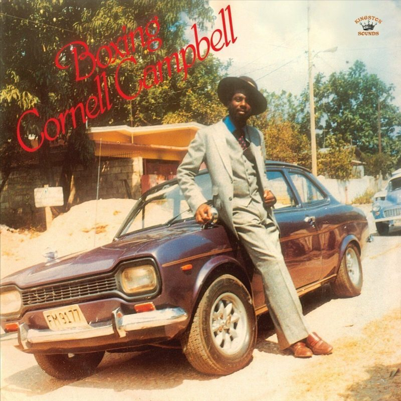 Cornell Campbell Vinyl Records Lps For Sale