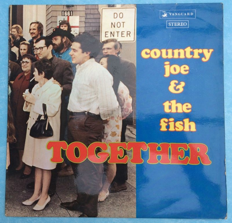 Country Joe & The Fish Vinyl Record Lps For Sale