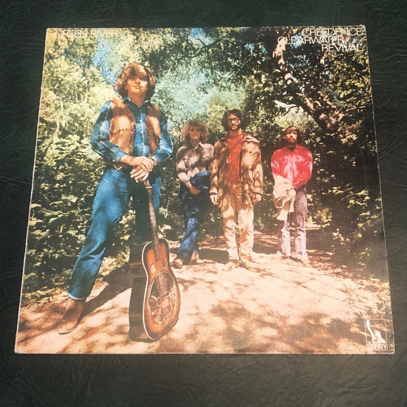 Creedence Clearwater Revival Vinyl Record Lps For Sale