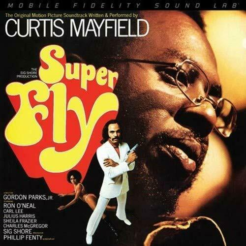 Curtis Mayfield Vinyl Record Lps For Sale