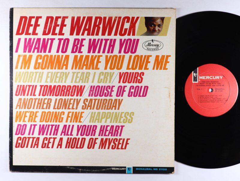 Dee Dee Warwick Vinyl Record Lps For Sale