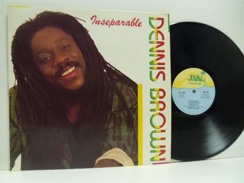 Dennis Brown Vinyl Records Lps For Sale