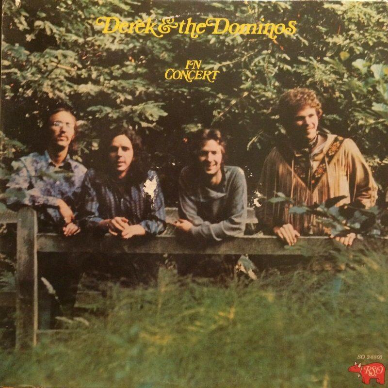 Derek & The Dominoes Vinyl Record Lps For Sale
