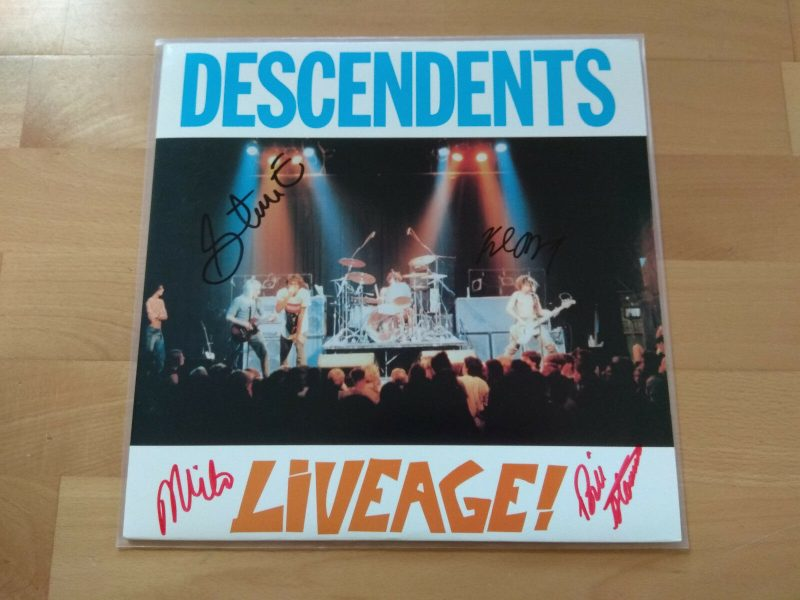 Descendents Vinyl Record Lps For Sale