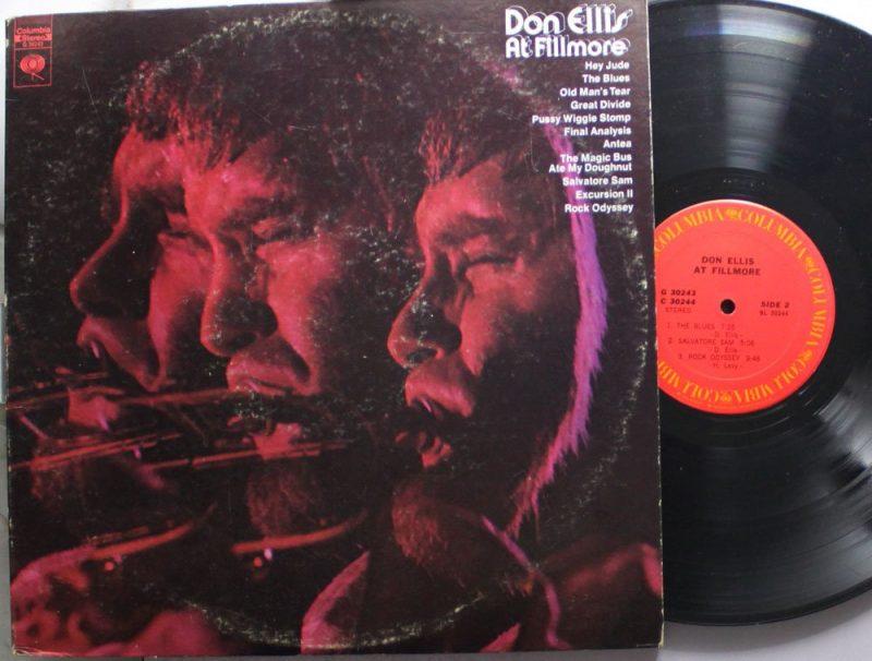 Don Ellis Vinyl Records Lps For Sale