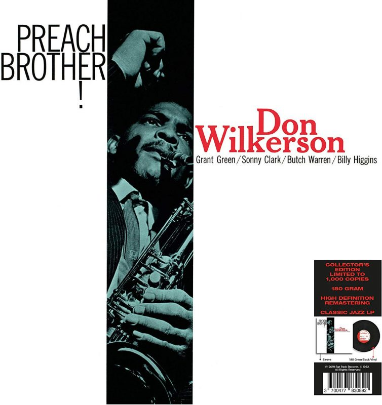 Don Wilkerson Vinyl Records Lps For Sale