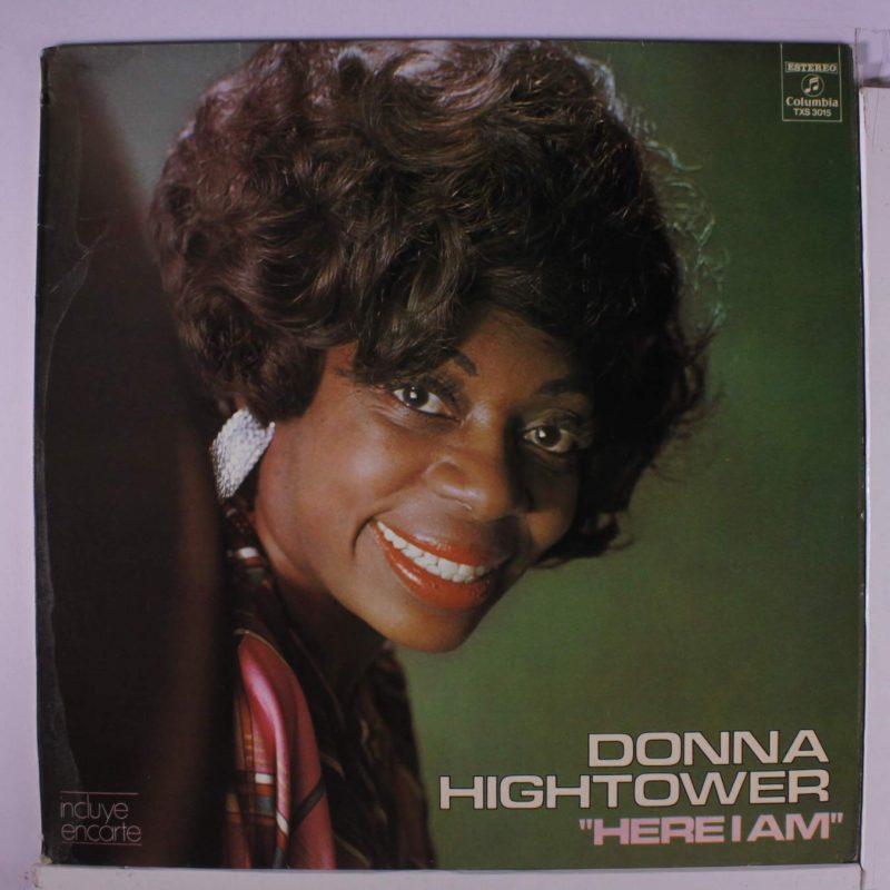 Donna Hightower Vinyl Records Lps For Sale