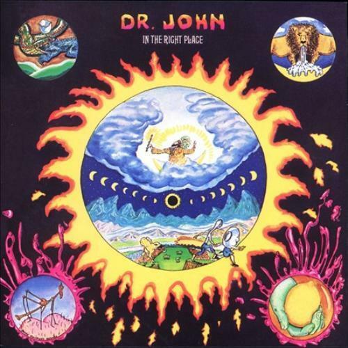Dr. John Vinyl Record Lps For Sale