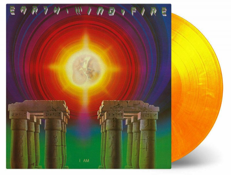 Earth, Wind & Fire Vinyl Record Lps For Sale