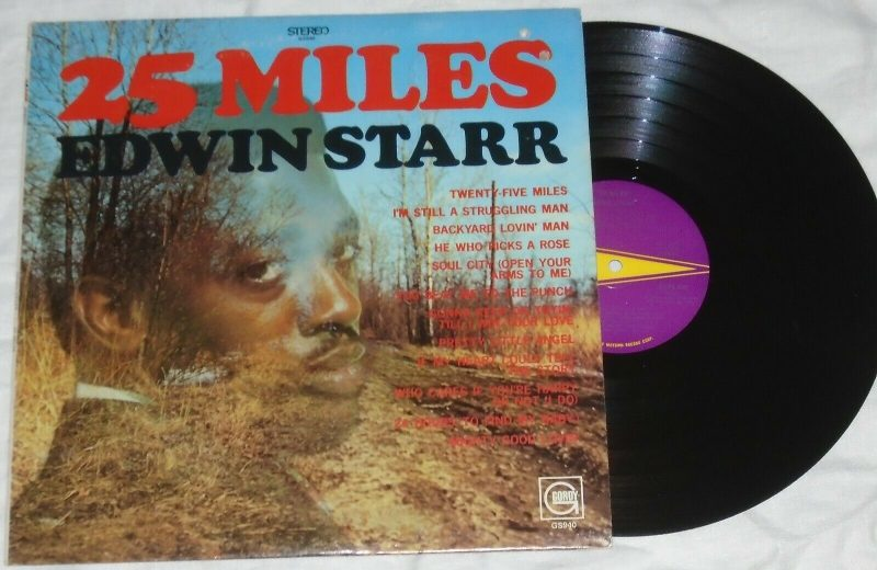 Edwin Starr Vinyl Record Lps For Sale
