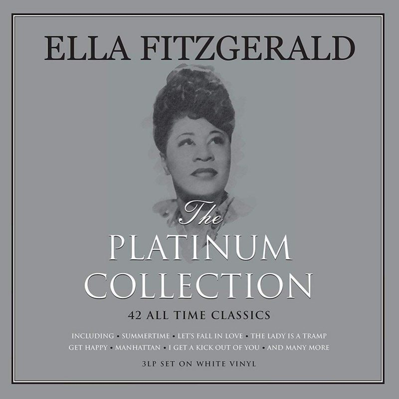 Ella Fitzgerald Vinyl Records Lps For Sale