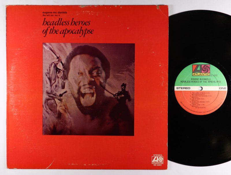 Eugene McDaniels Vinyl Record Lps For Sale