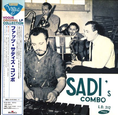 Fats Sadi Vinyl Records Lps For Sale