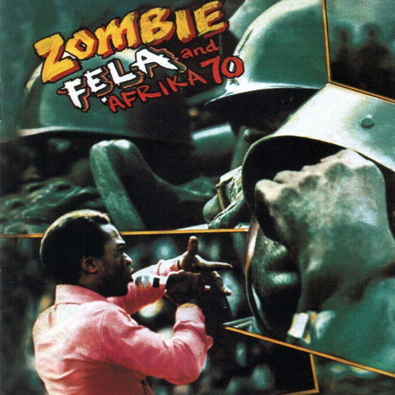 Fela Kuti Vinyl Record Lps For Sale