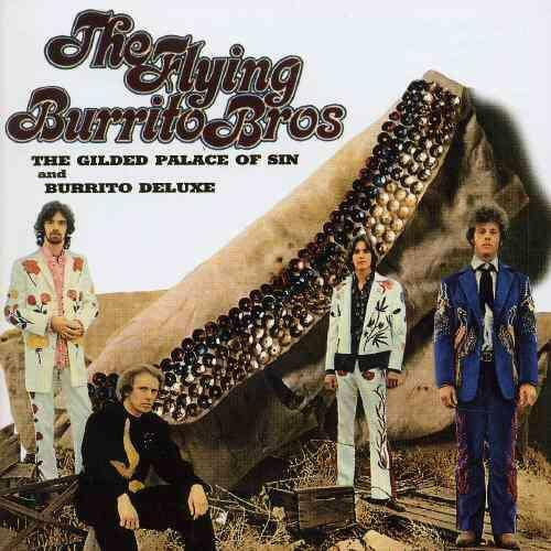Flying Burrito Brothers Vinyl Record Lps For Sale