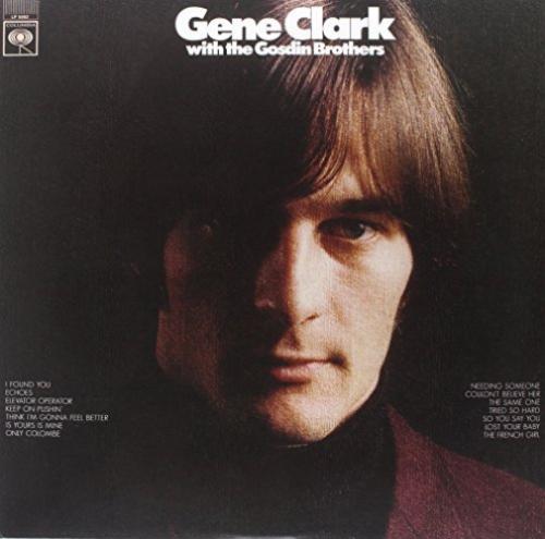 Gene Clark Vinyl Record Lps For Sale